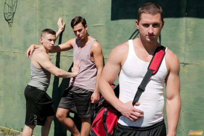 The Hot Gym Guy: Dante Martin, Max Penn, Benjamin Swift