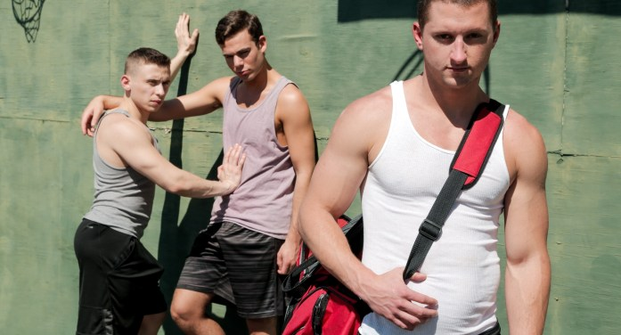 The Hot Gym Guy: Dante Martin, Max Penn, Benjamin Swift