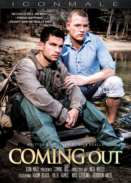 ICON MALE PRESENTS EROTIC FEATURE, 'COMING OUT'