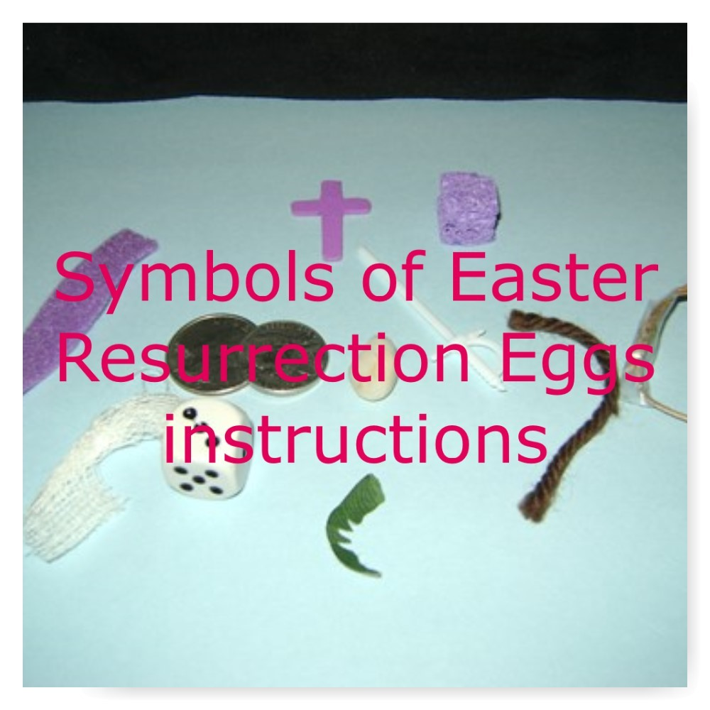 Resurrection Eggs: An Easter lesson for kids