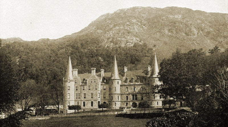 The Trossachs Scotland about 1892