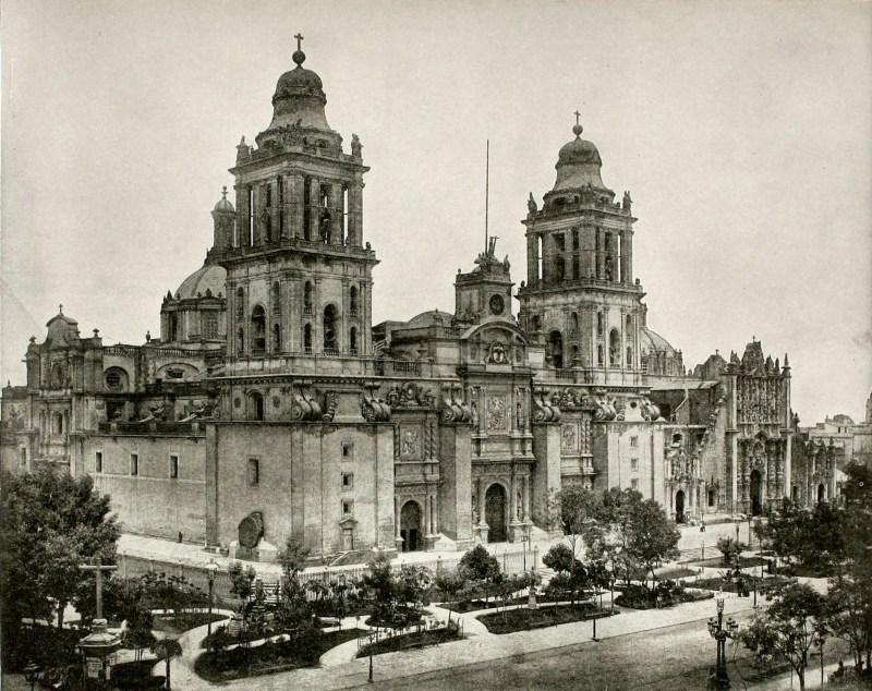 mexico-city-cathedral-mexico-about-1892