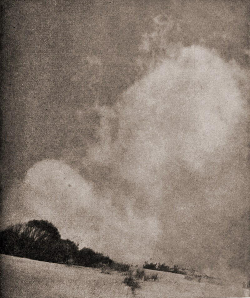 The cloud by Edgar N. Poole about 1923