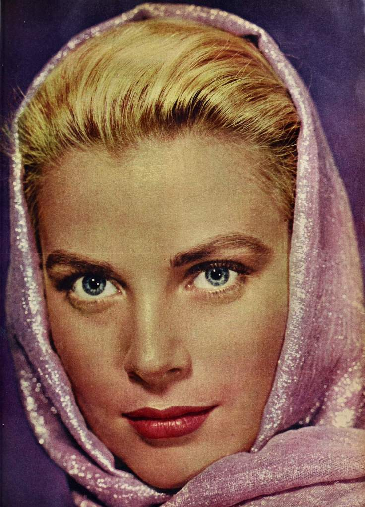 Grace Kelly (1929 – 1982) American actress