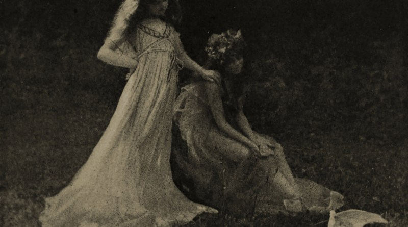 In Arcadia by Kate Smith about 1908