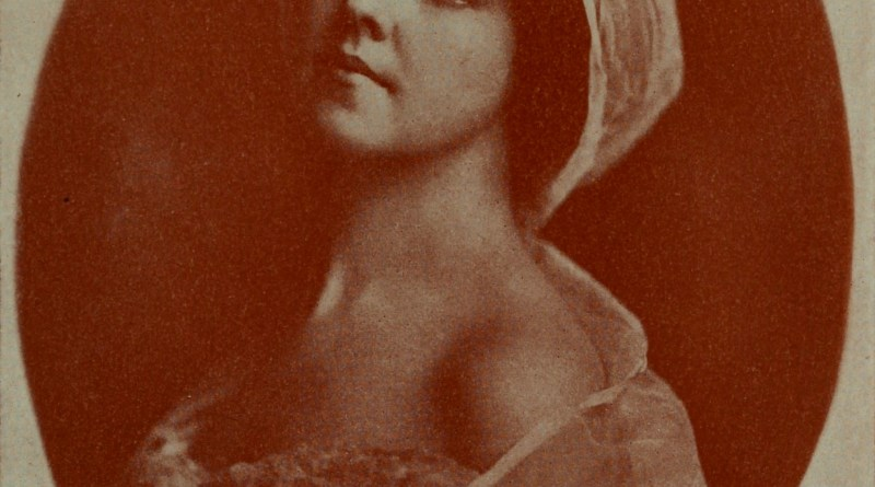 Portrait of a Woman by Chas. C. Kough about 1908