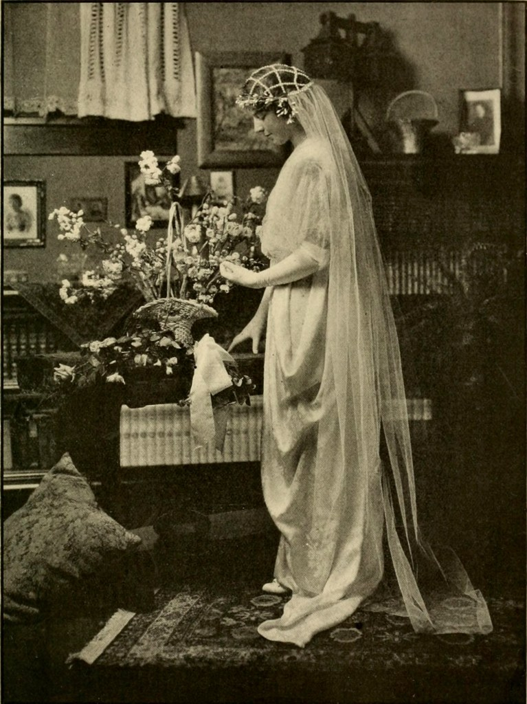 The bride by C. P. Rice about 1916