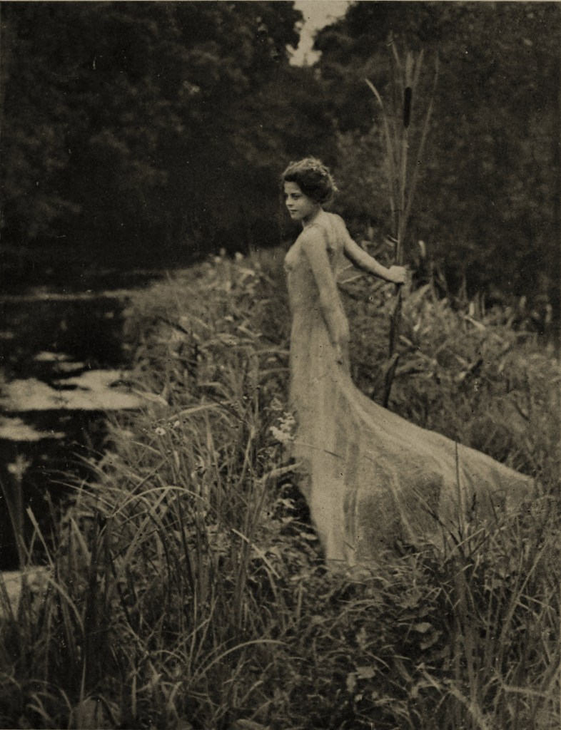The Water Nymph by Kate Smith about 1908