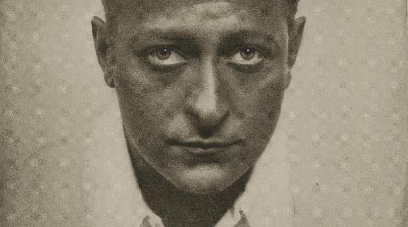 Jascha Heifetz by William Mortensen about 1937