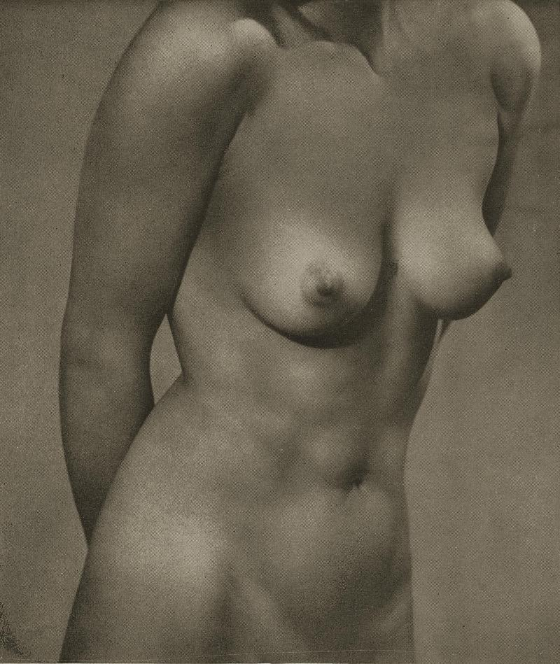 Study by William Mortensen about 1937