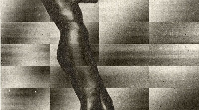Nujol Nude by William Mortensen about 1930