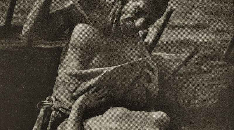 The Spanish Main by William Mortensen about 1930