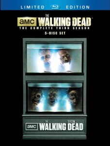 walking dead ss3 disc set (Anchor Bay Entertainment Continues The Journey With AMC'S The Walking Dead The Complete Third Season)