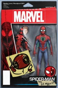 Spider-Man_Deadpool_1_Christopher_Action_Figure_Variant (The New Dynamic Duo? Check Out a Look at Spider-Man/Deadpool #1)