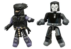 VALIANT_MINIMATES_TWOPACK (Valiant and Diamond Select Toys Unveil Ninjak/Shadowman Minimates Two-Pack – Coming Spring 2016)