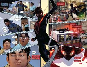 Spider-Man_1_Preview_3 (Preview: SPIDER-MAN #1 Swings Into Comic Shops This Wednesday)