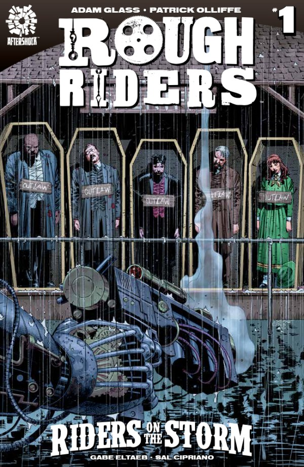 Rough Riders: Riders on a Storm