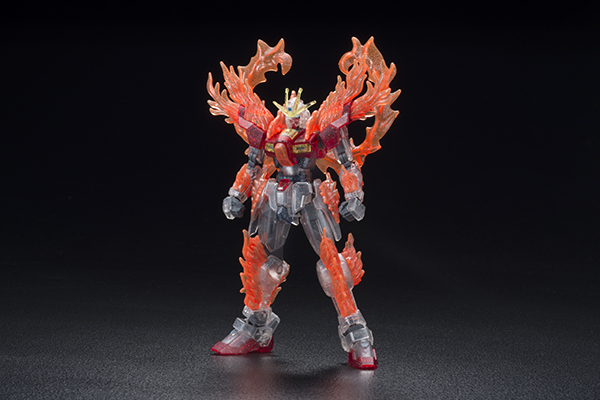 HGBF TRY BURNING GUNDAM PP CLEAR VER.-small