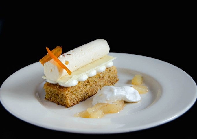 Carrot Cake Pastry