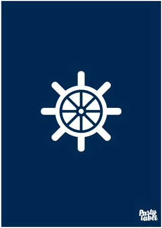 marine poster roer