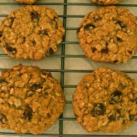 "Oatmeal Raisin Cookies (or, ""The Greatest Low-Fat Cookies in the World"")"