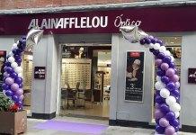 La nueva óptica de Alain Afflelou ubicada en la calle Mayor de Paterna