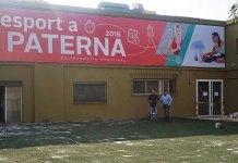 Instalaciones de Esport a Paterna