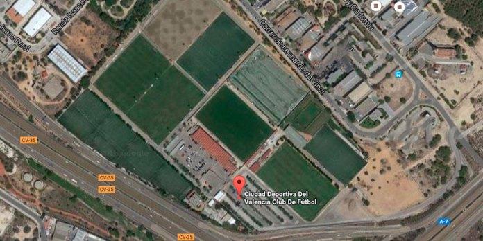 Ciudad Deportiva Valencia CF