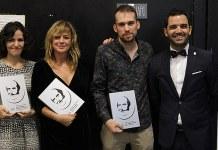 Ganadores de la edición 2017 del Festival de Cine Antonio Ferrandis