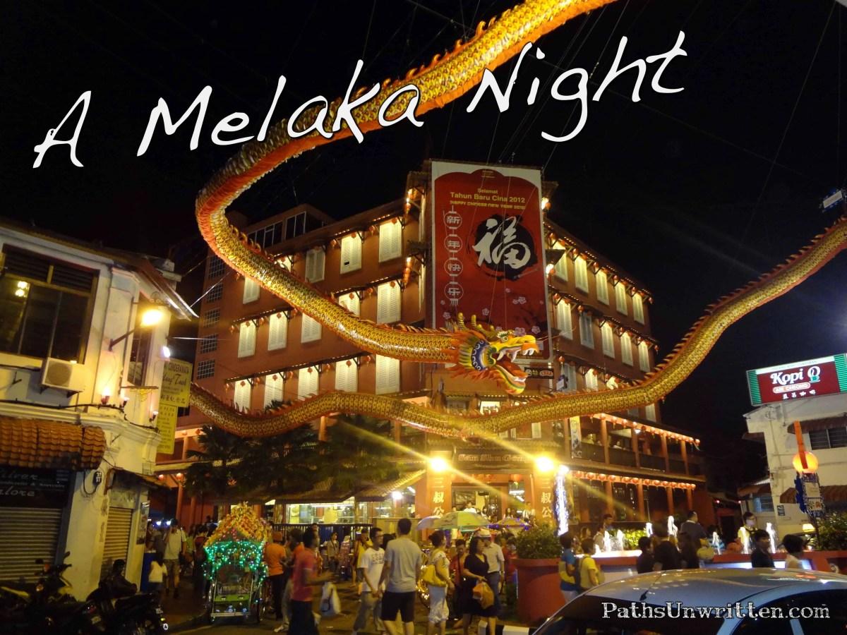 A Melaka Night