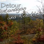 A Detour:  Ontonagon and Rockland