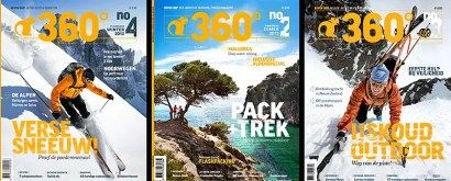 360 Magazine Holland : Assignments & Stock Licensing
