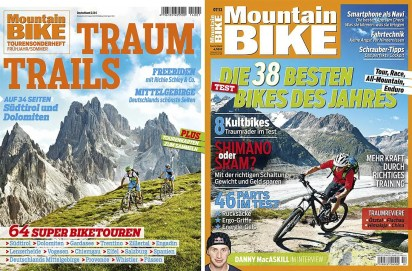 MountainBIKE Magazine Germany : Assignments & Stock Licensing