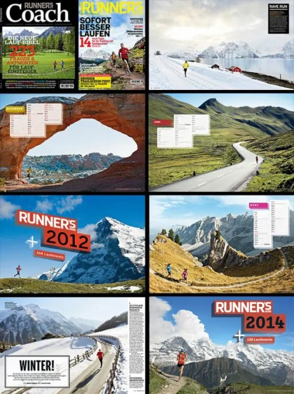 Runner's World Germany : Assignments & Stock Licensing