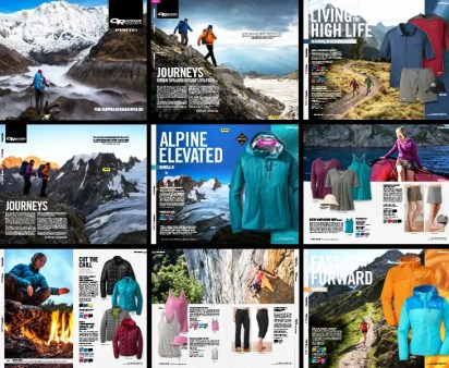 Outdoor Research : Commercial Photoshoots & Brand Partner
