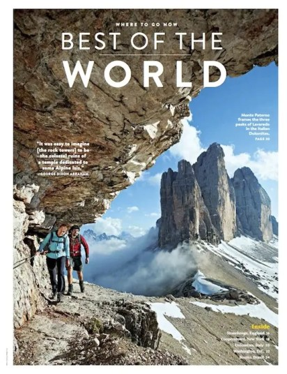 National Geographic Traveler : Stock Licensing
