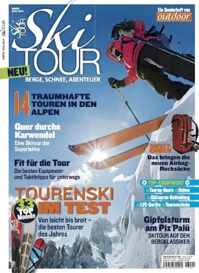 Ski Tour : Stock Licensing