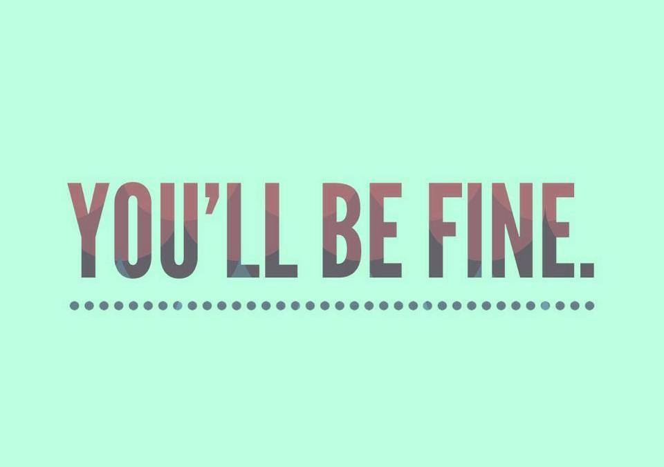 #vlog: You'll Be Fine