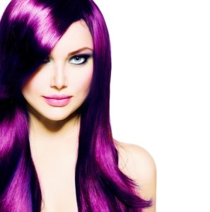 woman with purple hair 23735981_s