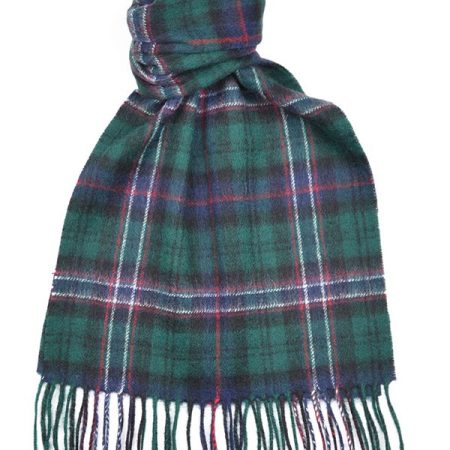 Scottish National Lambswool Scarf