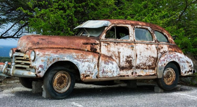 broken-car-vehicle-vintage