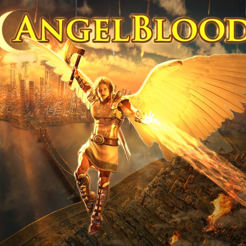 AngelBlood RPG cover art