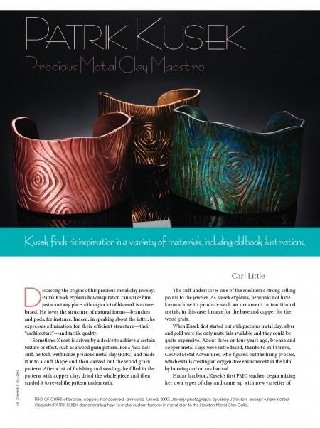 Patrik-Kusek Ornament Magazine