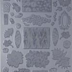 Woodland Chic Texture Sheet