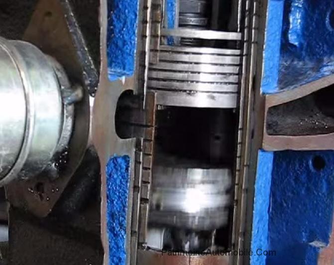 moteur knight