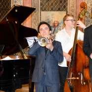 Das Florian-Menzel-Quintett mit begeisterndem Abschluss des Jazzsommers
