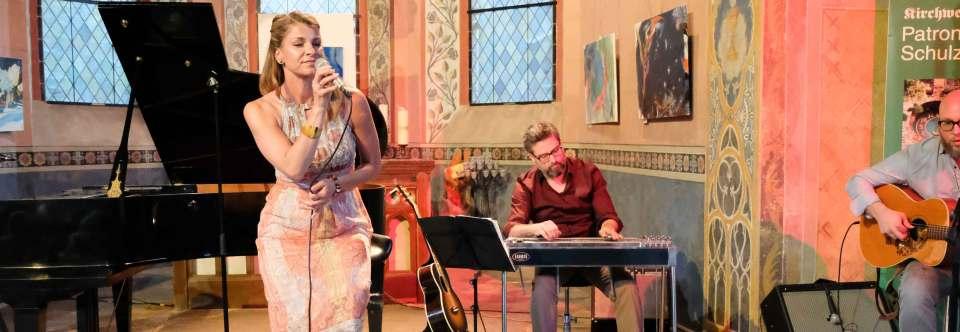Jazzsommer 2018 – das Jessica Gall Quartett