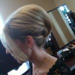 Updo for Detroit Symphony Orchestra