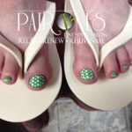 Joei Nails Pedicure Nail Art