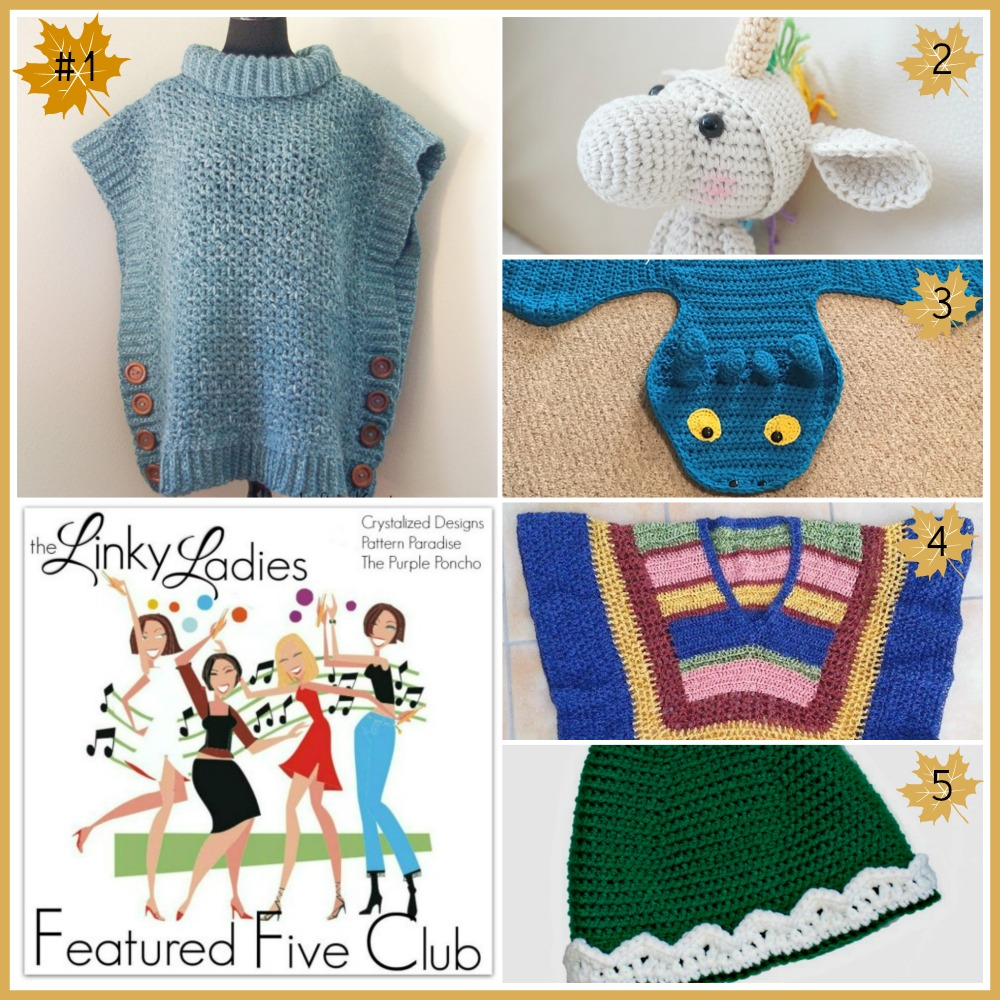 Linky Ladies Community Link Party #75